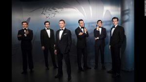 Last week, James Bond became immortalized at Madame Tussaud's legendary wax museum in London.